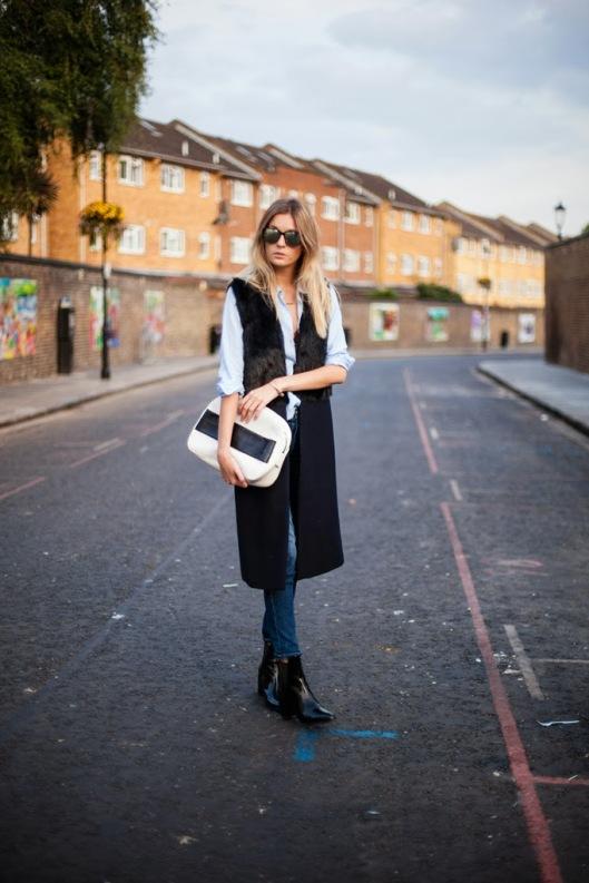 Zara waistcoat COTR f
